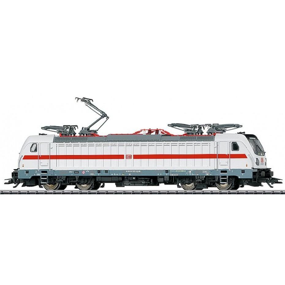 TRIX - 22651 - Electric loco BR 147 IC DB AG (HO scale)