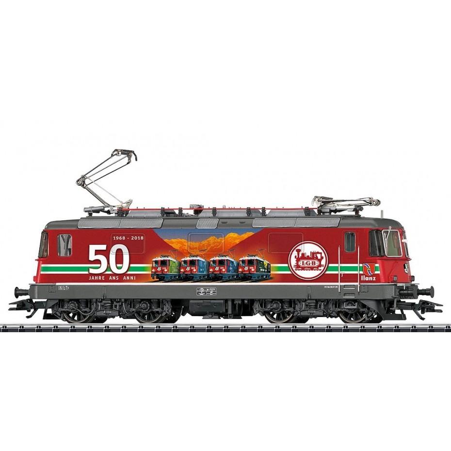 TRIX - 22843 - Electric Loco Re 4/4 II 50 Jahre LGB (HO SCALE)