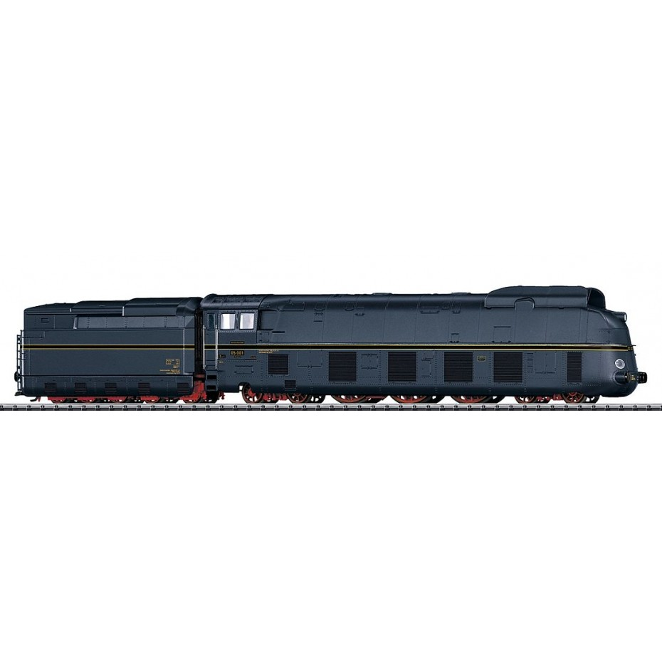 TRIX - 22917 - Streamlined-Steam Loco BR 05 (HO SCALE)