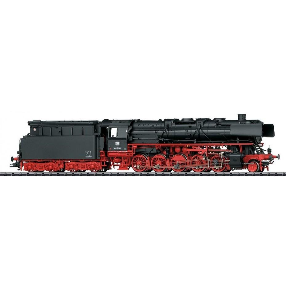 TRIX - 22981 - Goods train-Steam loco BR 44 DB (HO scale)