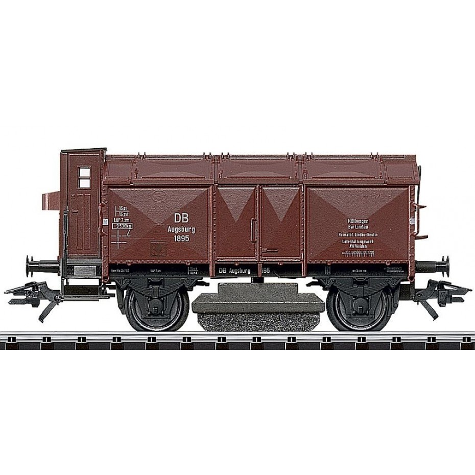 TRIX - 24050 - Track Cleaning Car (HO SCALE)