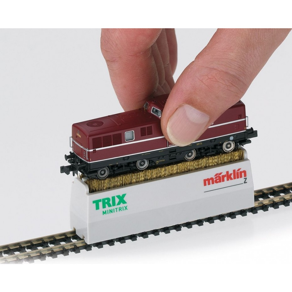 TRIX - 66623  - Loco Wheel Cleaning Brush N AND Z Gauge
