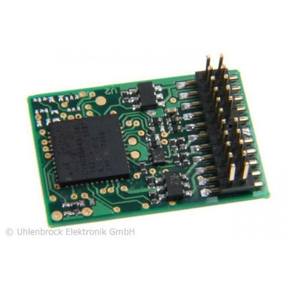 UHLENBROCK - 74560-PluX 22 Decoder, Multi., load regulation