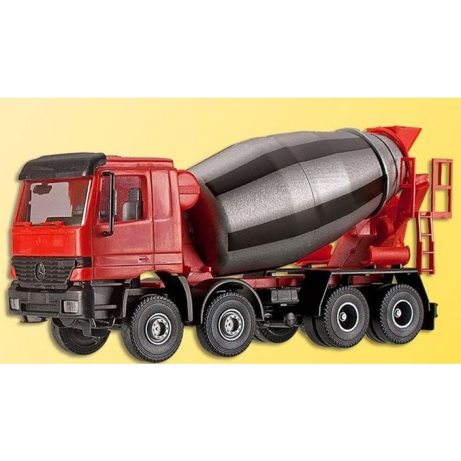 Viessmann - 1133 - (d) H0 Cement mixer truck with rotating mixing drum**discontinued**