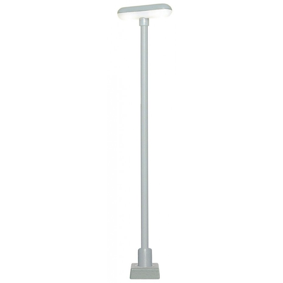 Viessmann - 63641 - H0 Platform lamp with plug-in socket, 2 LEDs white