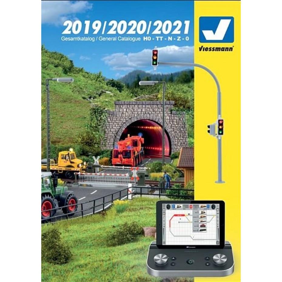 Viessmann - 8999 - Viessmann catalogue 2019/2020/2021 DE/EN
