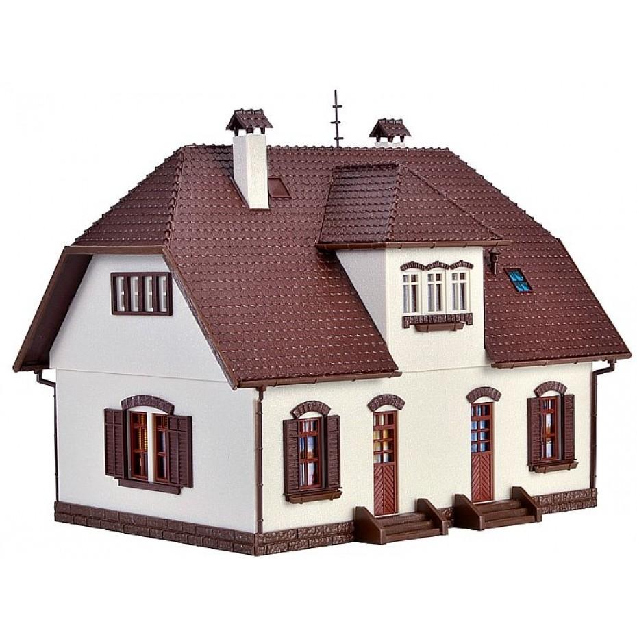 Vollmer - 43657 - H0 Settlement house