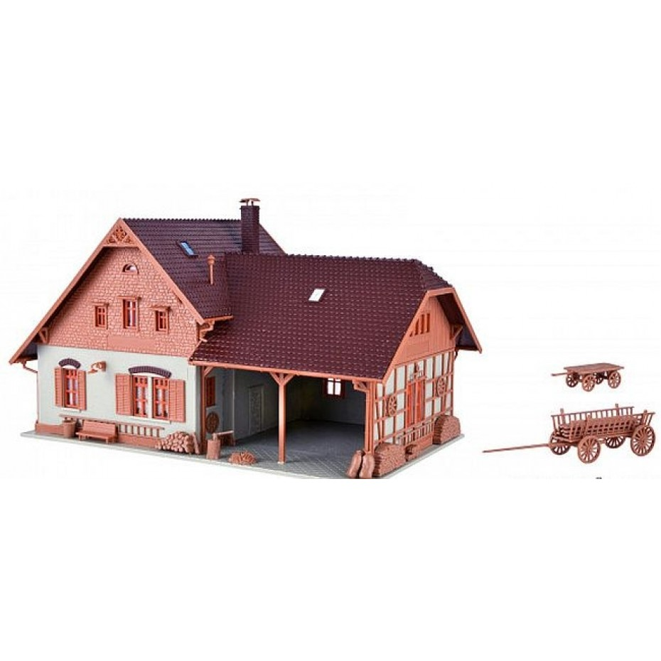 Vollmer - 43744 - H0 Farm with shed