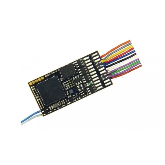 ROCO - 10890 - Decoder 8-pin. Cable receipt. HO