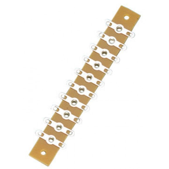 BRAWA - 3914 - Solder Tag Strip, 30