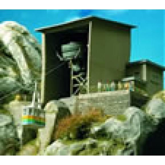 BRAWA - 6341 - H0 Nebelhorn Building Kit