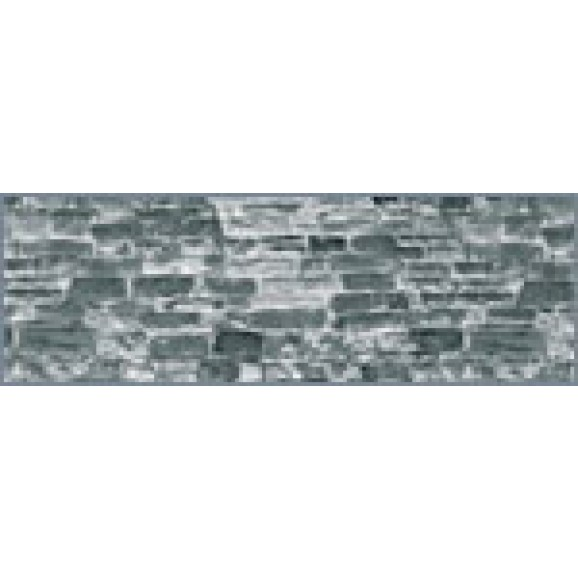 VOLLMER - 46055 - H0 Wall plate, natural stone grey of cardboard,