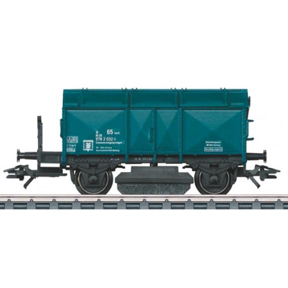 MARKLIN - 046049 - Track cleaning car DB HO 3 rail Freight
