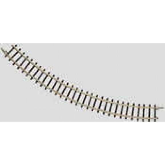 MARKLIN - 8510 - Z TRACK 5-3/4 R. 45  (Z SCALE)