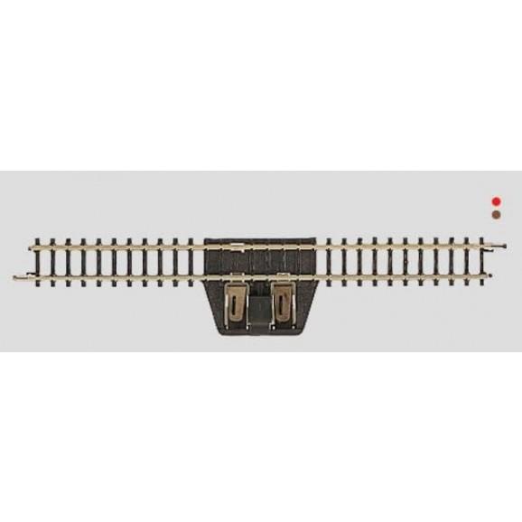 MARKLIN - 8590 - Z TRK 4-3/8 STR. FEEDER TRA (Z SCALE)