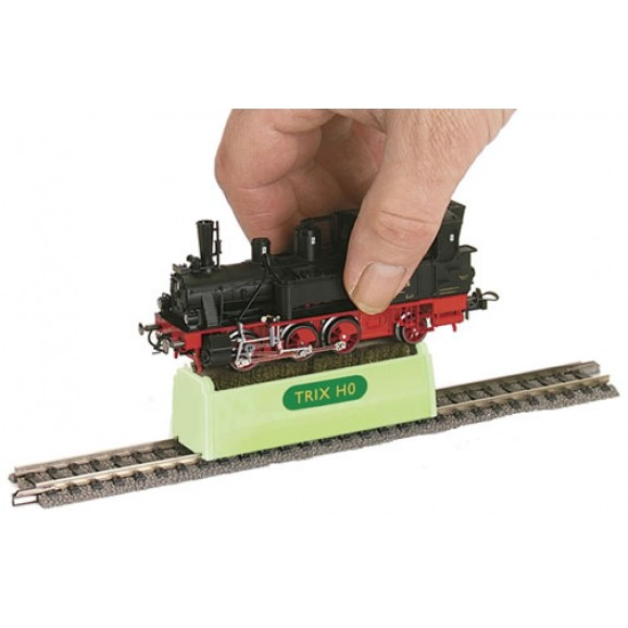 TRIX - 66602 - 2-RAIL H0 WHEEL CLEANING BRUS (HO SCALE)