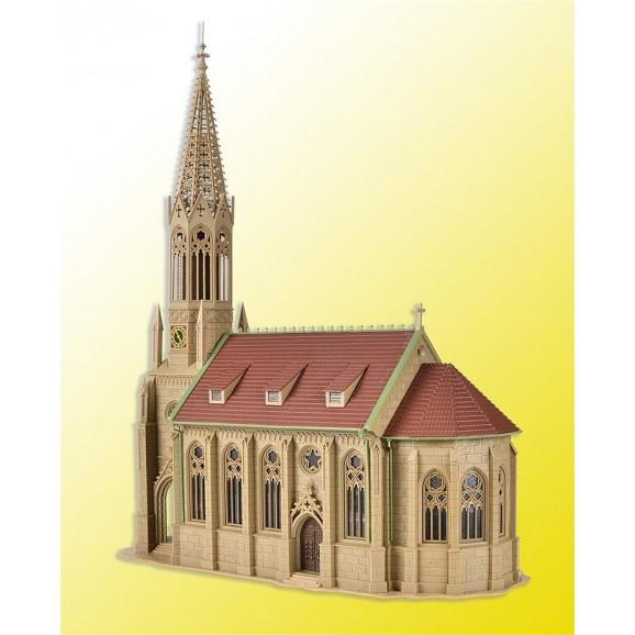 Vollmer - 43739 - H0 Church Stuttgart-Berg