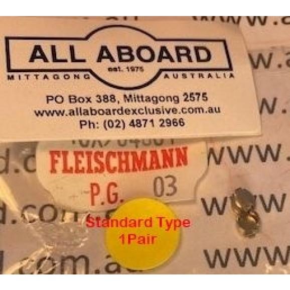 FLEISCHMANN -00504801 - BRUSH HOLDER each HO Ring-field motors