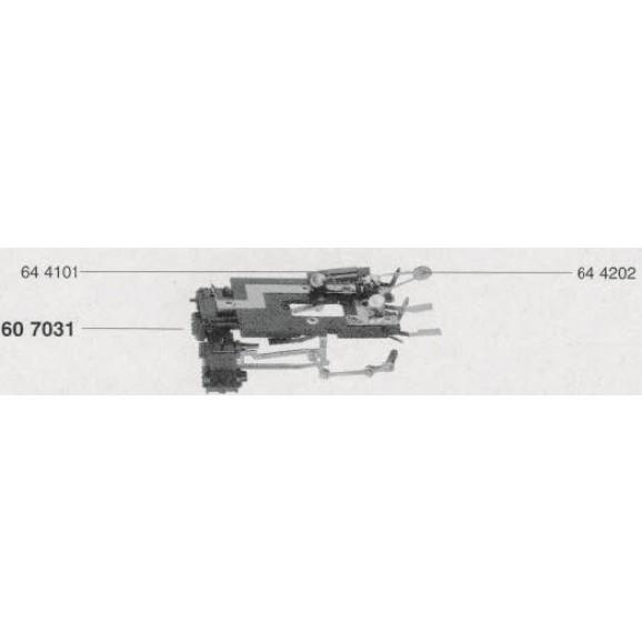FLEISCHMANN -00607031 - Pickup bar AA
