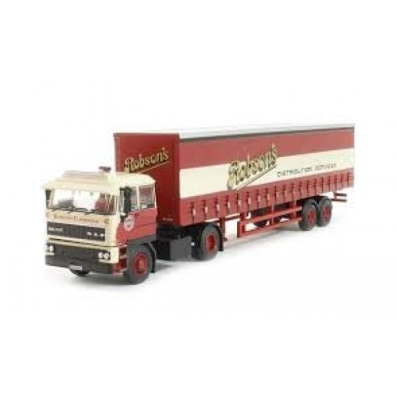 OXFORD - 76D28001 - OO SCALE DAF2800 40FT TRUCK