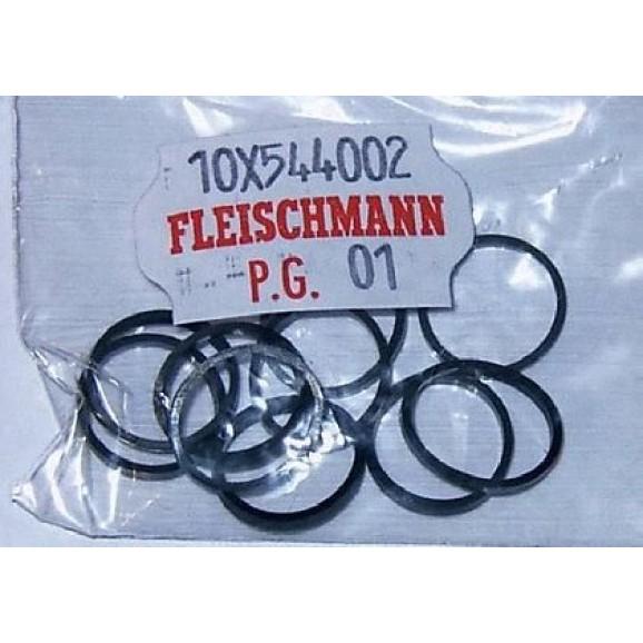 FLEISCHMANN - 544002 - HO TYRES (10)
