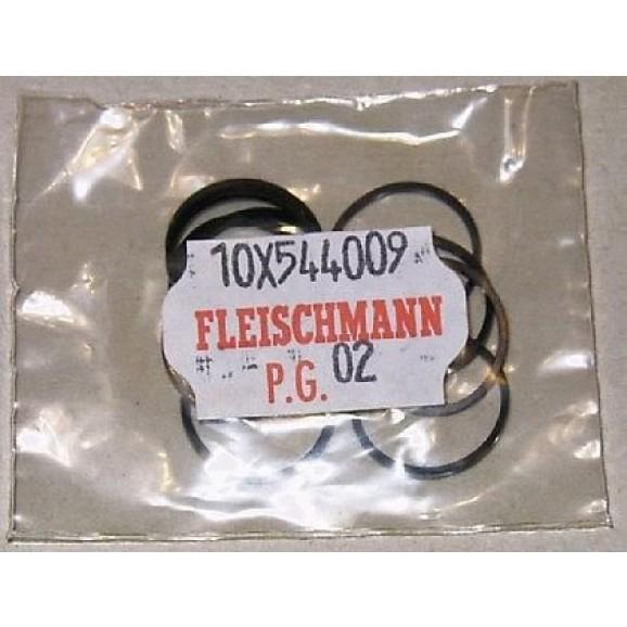 FLEISCHMANN - 544009 - HO TYRES (10)