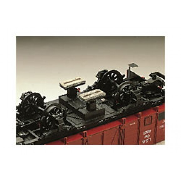 LGB - 50050 - Track Cleaning Attachment (G scale)