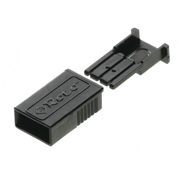 ROCO - 10603 - Connector 3-pole, box of 12 sets