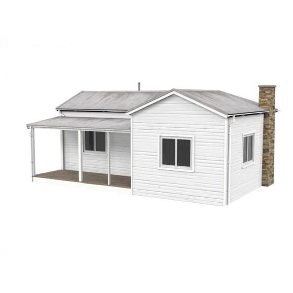 SCENECRAFT - 43 001 - AUSTRALIAN HOUSE HO (HO SCALE)