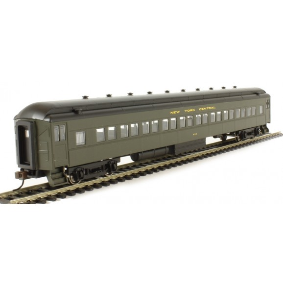 BACHMANN - 13704 - NYC© #854 (green & yellow) - HO (HO SCALE)