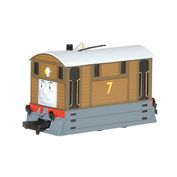 BACHMANN - 58747 - TOBY THE TRAM ENGINE w/Moving Eyes - HO/OO