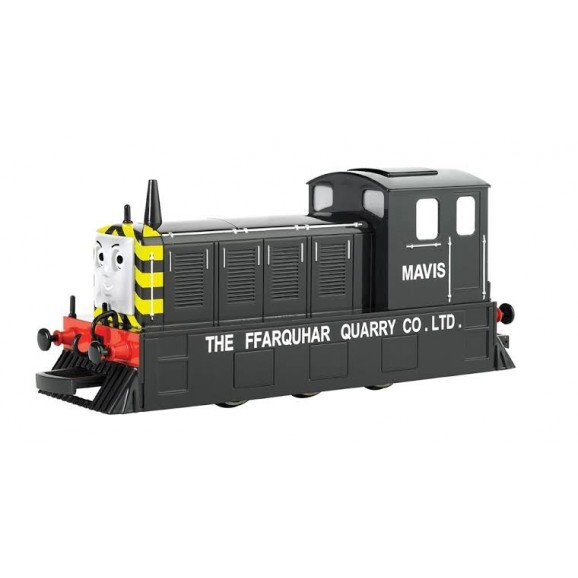 BACHMANN - 58801 - MAVIS w/Moving Eyes - HO