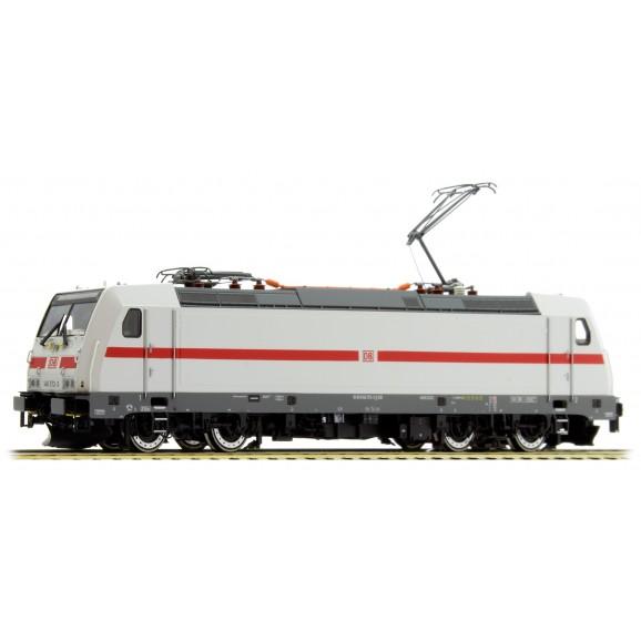 BRAWA - 43980 - H0 E-Loco BR146 DB, VI, DC/S Dig. EXTRA