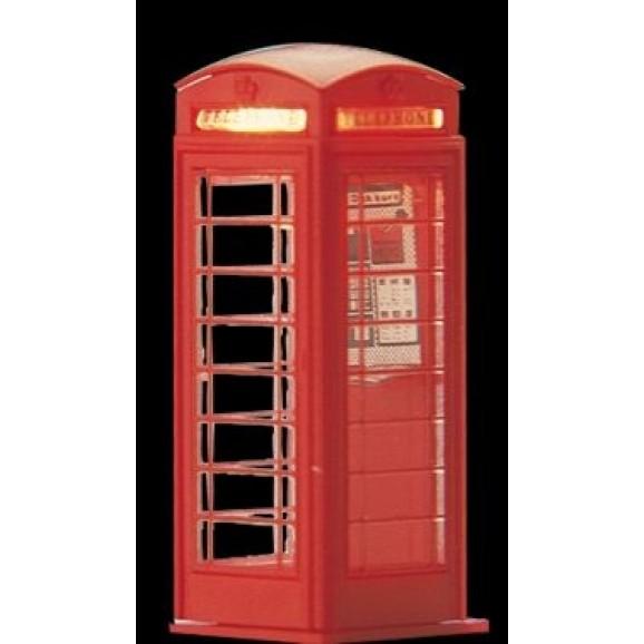 BRAWA - 5437 - H0 British Telephone Box