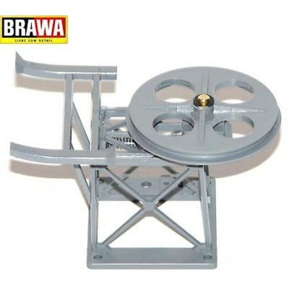 BRAWA - 6217 - H0 Lower Station