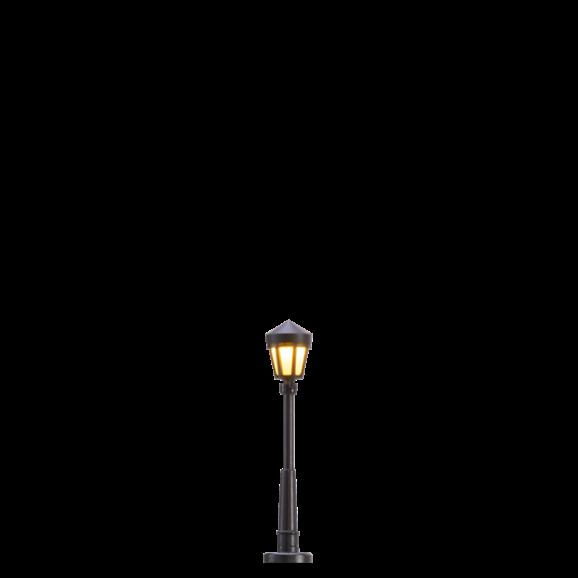BRAWA - 83022 - N LED Park Lantern - N Gauge