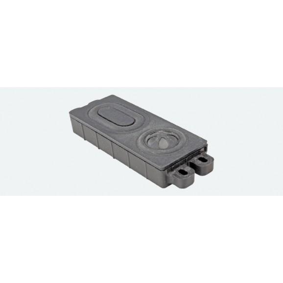 ESU - 50343 -Speaker 29x65x14 rectangle, 8 Ohm