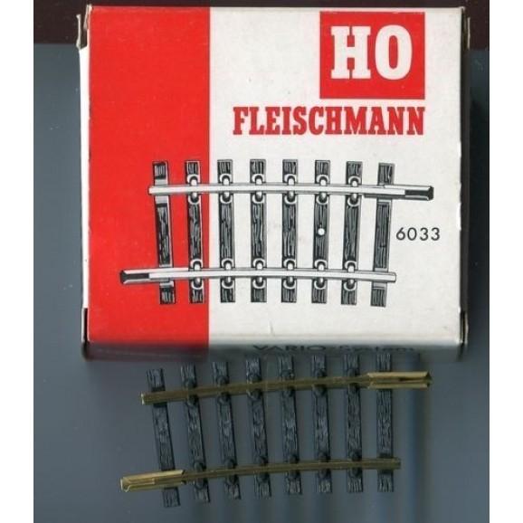 FLEISCHMANN - 6033 - Curved Track, R 2 - HO Scale