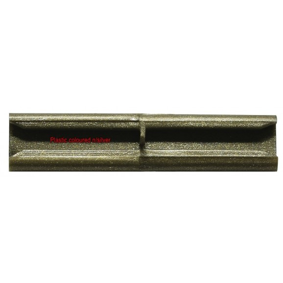 FLEISCHMANN - 6433 - Rail joiner insulated PU 10 HO Scale