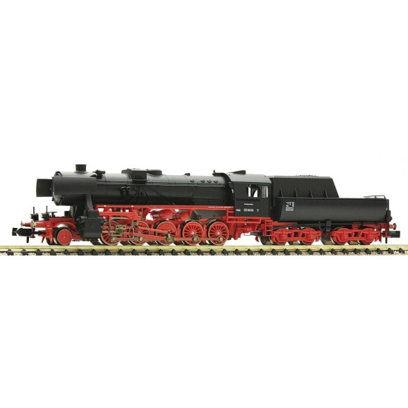 FLEISCHMANN - 715213 - Steam loco cl.52 DB ep.III DB N Scale