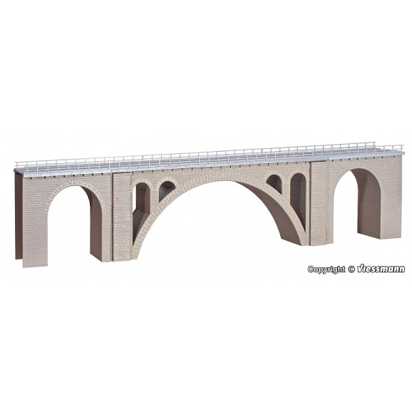 Kibri - 39720 - H0 Hölltobel-viaduct, single track