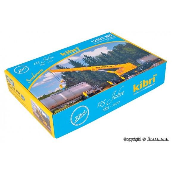 KIBRI - 12502 - GOTTWALD GS 100.06 T CRANE KIT HO SCALE
