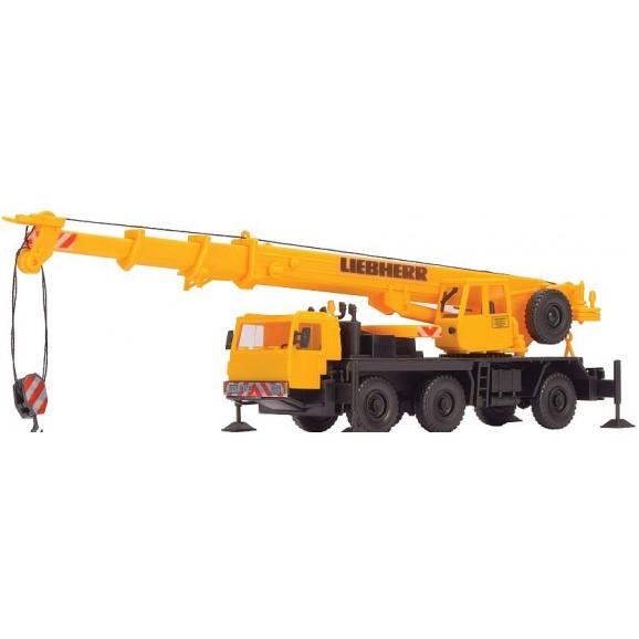 KIBRI - 12503 LIEBHERR Mobile Crane - HO Gauge