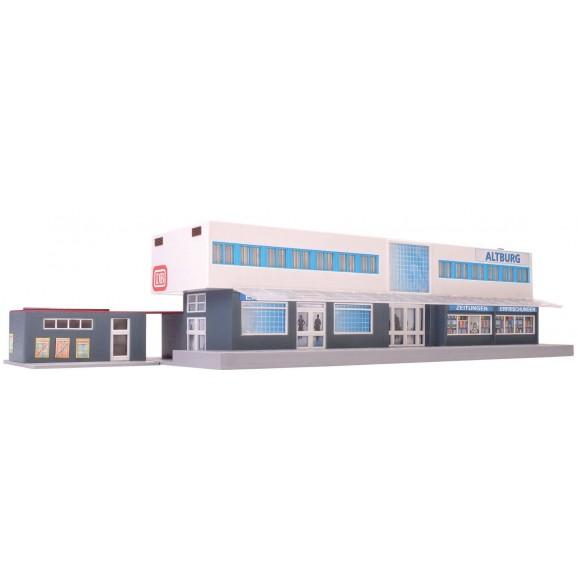 KIBRI - 12508 - HO ALTBURG STATION - HO GAUGE