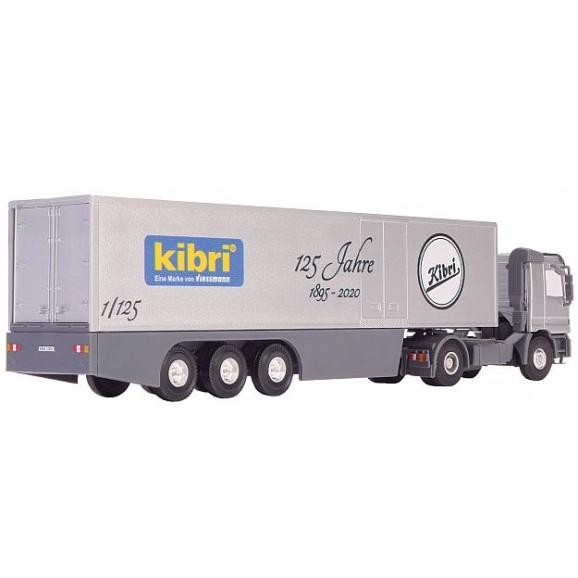 KIBRI - 22500 - MB ACTROSS KIBRI 125 YEAR ASSEMBLED IN DISPLAY CASE HO