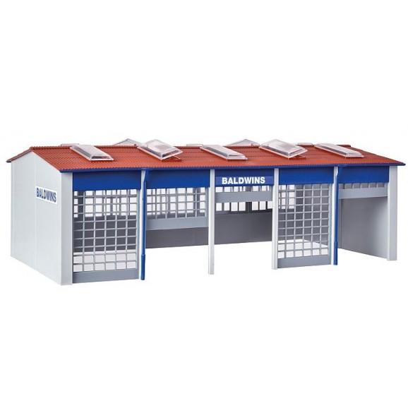 Kibri - 39212 - H0 Vehicle hall