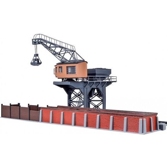 KIBRI - 39420 - H0 Coaling store Gremberg (HO SCALE)