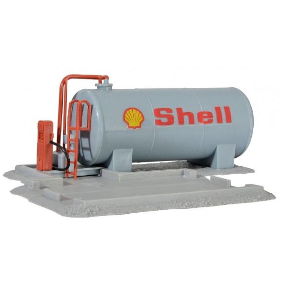 KIBRI - 39430 - H0 Diesel fuel station (HO SCALE)