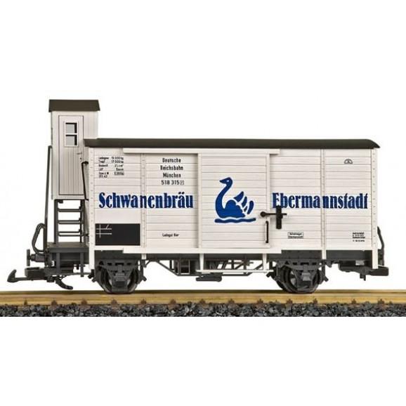 LGB - 42266 - *SCHWANENBRAUBEER CAR G SCALE