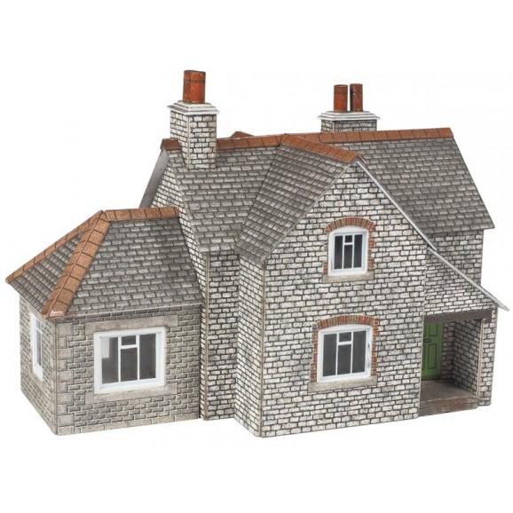 METCALFE - PN157 - N SCALE GRANGE HOUSE